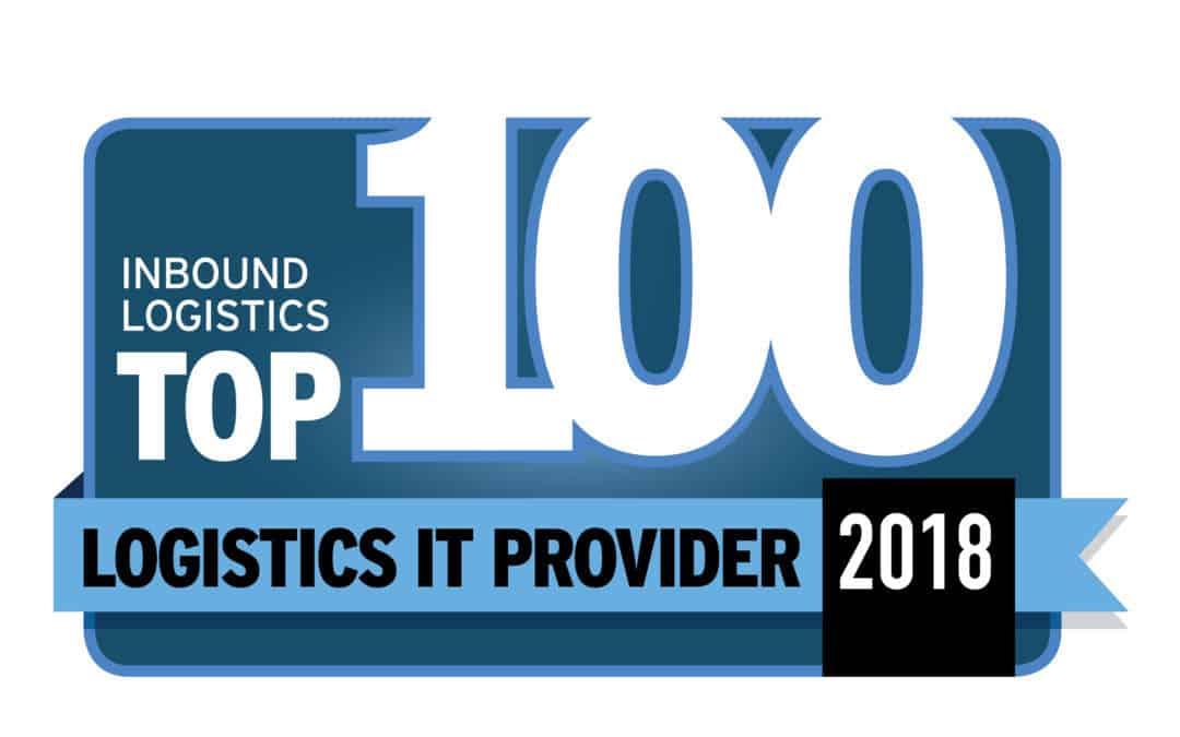 FASCOR Inc. named Top 100 Logistics Technology Provider by Inbound Logistics