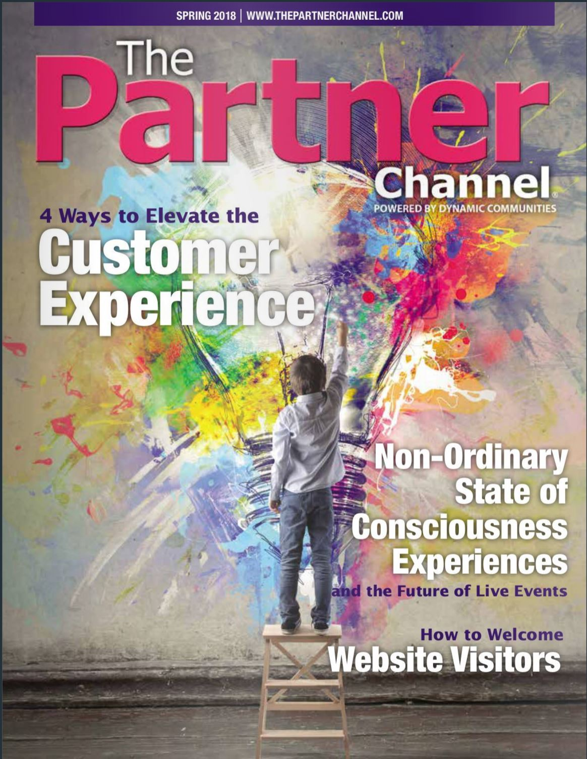 The Partner Channel Magazine