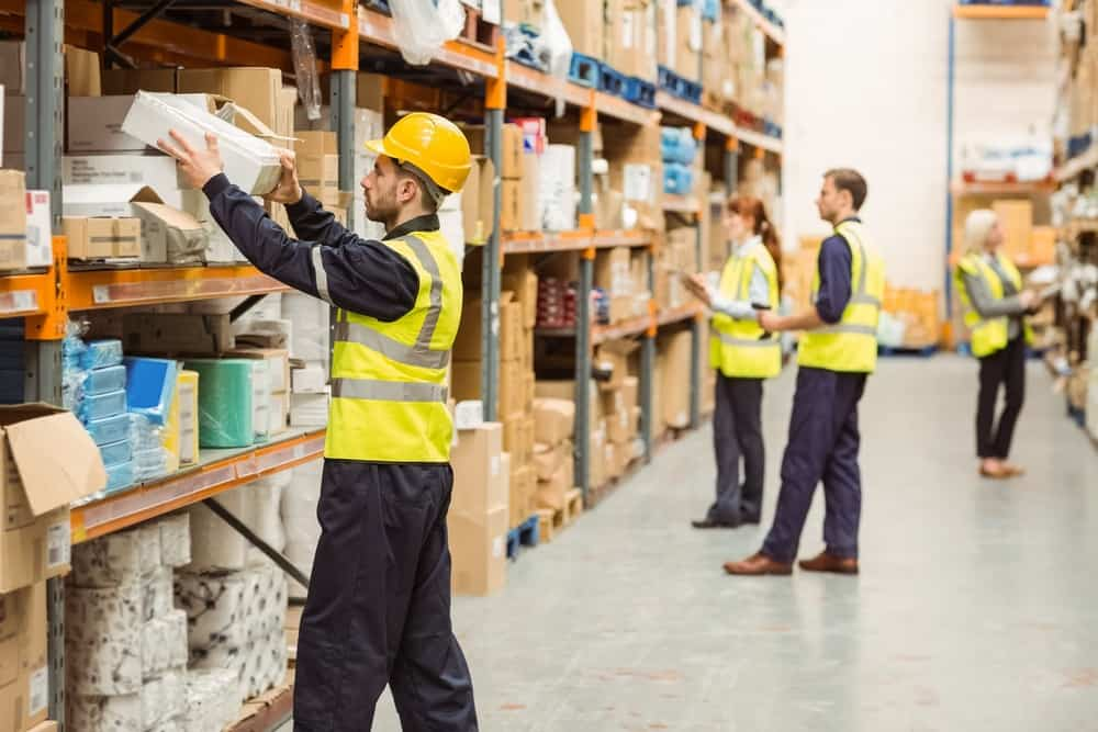 The Distribution Workforce