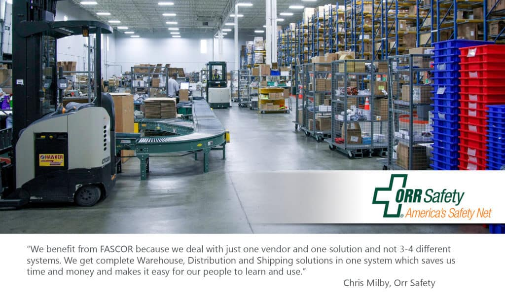 FASCOR Client Quotes Orr Safety
